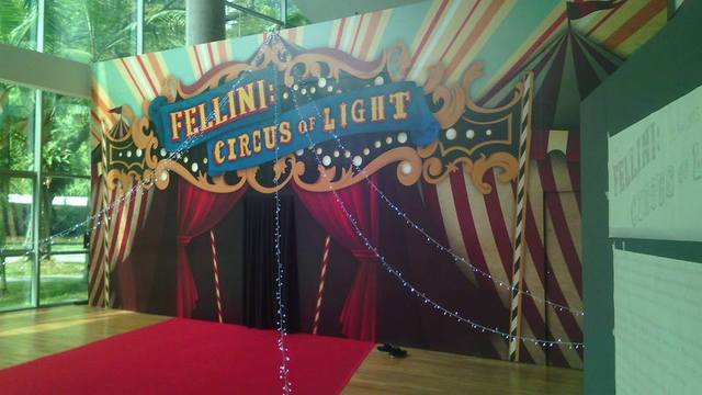 Fellini Circus of Light, Singapour