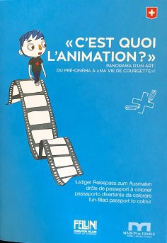 What's animation?