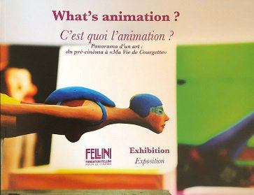 What's animation ? Exhibition catalog